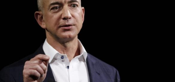 Fondateur et PDG d'amazon, Jeff Bezos