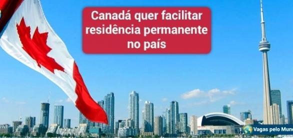 Imigração no Canadá. Foto: Reprodução Exame.
