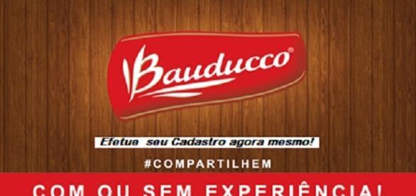 Inscreva-se agora e comece a trabalhar na Bauducco