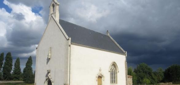La chapelle Saint Lupien à Rezé
