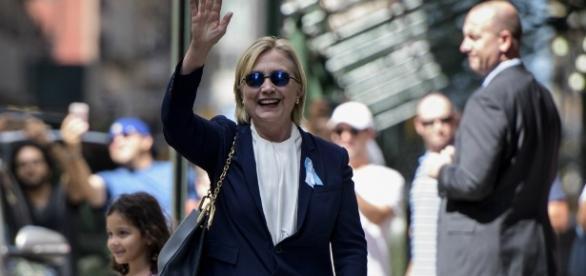 La santé d'hillary clinton, nouveau thème majeur de la campagne ... - scoopnest.com