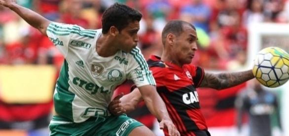 No primeiro turno, o Palmeiras levou a melhor, vencendo por 2 a 1 em Brasília