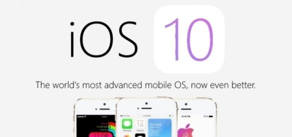 Actualización iOS 10 para dispositivos Apple