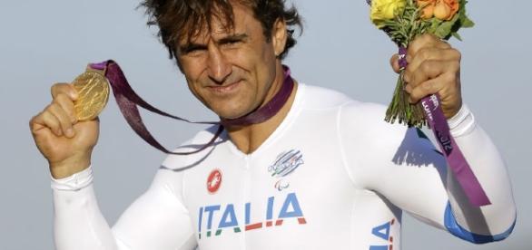 Alex Zanardi, medalla de oro en Río-2016