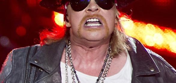 Axl Rose ha sido demandado por un antiguo miembro de Guns 'N Roses