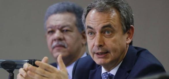 El ex presidente del Gobierno Español, José Luis Rodríguez Zapatero