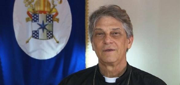 Imagem de Dom Aldo arcebispo da Paraíba.