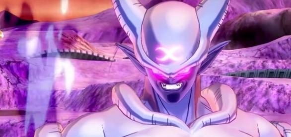 Janemba poseido en Dragon Ball Xenoverse 2