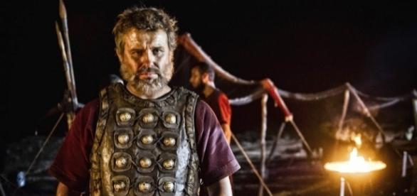 Minissérie bíblica que será exibida pela rede Record foi novamente vinculada ao título 'Game of Thrones'