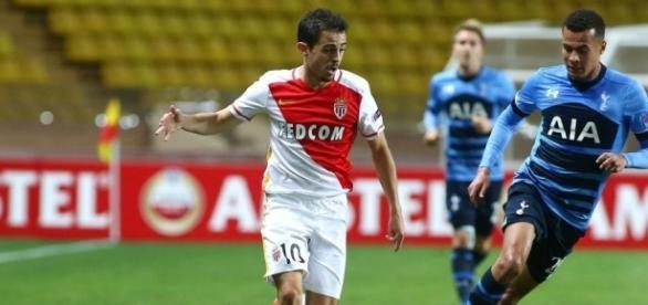 Photos Ligue Europa : Matchs, AS Monaco 1 - 1 Tottenham - madeinfoot.com
