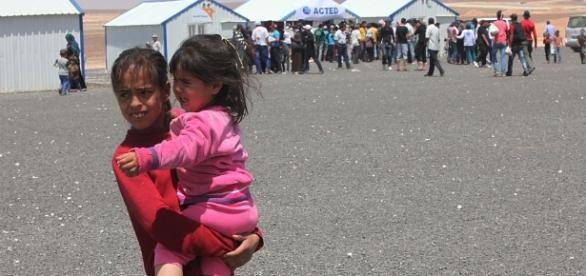 """Quiénes son los """"refugiados fantasma"""" del desierto jordano y cómo ... - laopinion.com"""