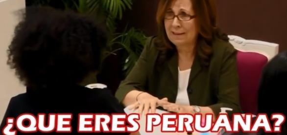 Racismo contra peruanos experimento social