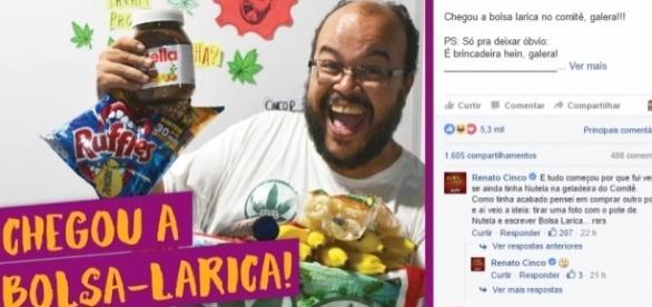 Renato Cinco mandou recado para Bolsonaro