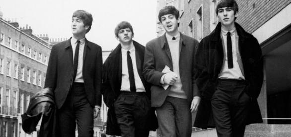 The Beatles! Os 4 garotos de Liverpool
