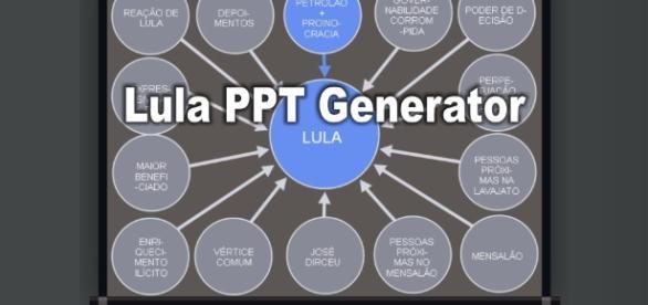 Brasileiro lança o 'Lula PPT Generator' e faz sucesso na internet