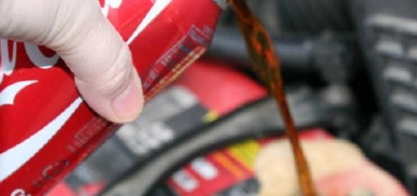 Coca-Cola e seu poder de destruição