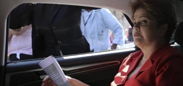 Dilma tinha dezenas de motoristas a seu dispôr