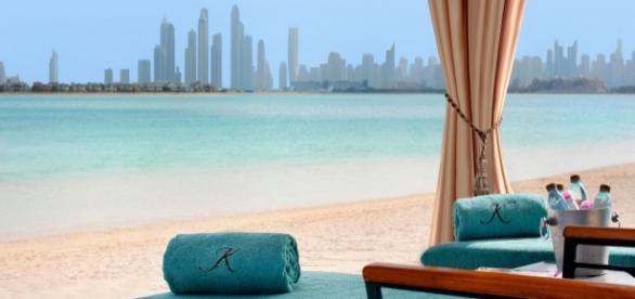 Dubai, a maior cidade dos Emirados Árabes Unidos