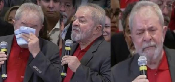 Lula faz depoimento após ser acusado - Foto/Montagem