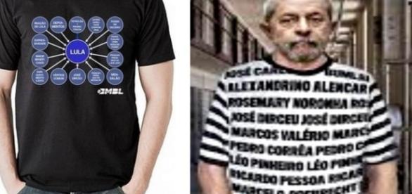 MBL e ex-presidente Lula - Foto/Reprodução