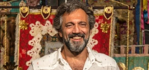 Morre aos 54 anos, ator Domingos Montagner.
