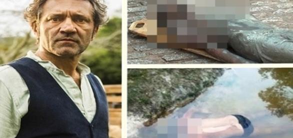 Muitas foram as fotos divulgadas que diziam ser do corpo do ator global Domingos Montagner