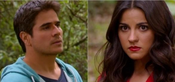 Paulo tentará se acertar com Esmeralda, mas não conseguirá.