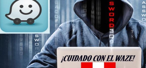 Perú: ¡Cuidado a la hora de usar WAZE!
