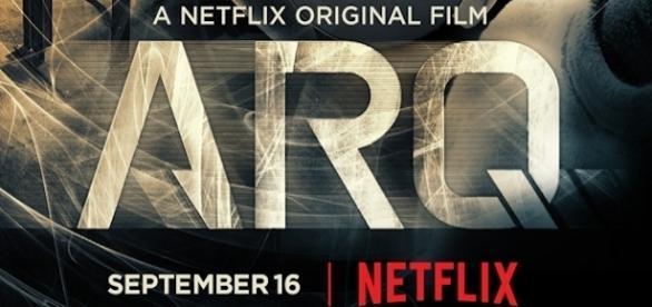 Teaser image for 'ARQ', a Netflix Original