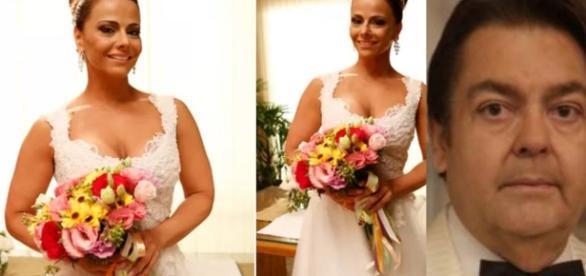 Viviane Araújo vai casar e Globo deve mostrar