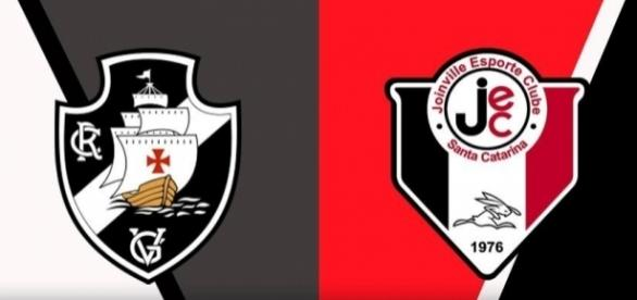 Assista a partida entre Vasco e Joinville ao vivo e também online