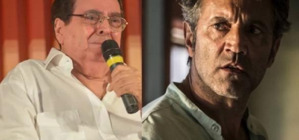 Benedito Ruy Barbosa e Domingos Montagner