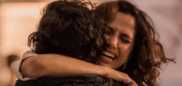 Camila Pitanga está muito abalada por morte de colega