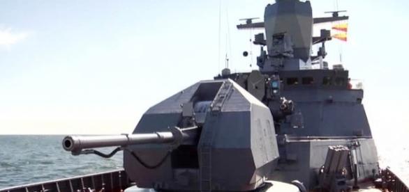 Corvetele Steregushchiy cu rachetele de croazieră Kalibr
