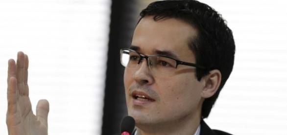 Deltan Dallagnol, procurador do MP de Curitiba