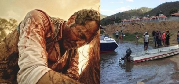 Fotos do corpo de ator caem na web