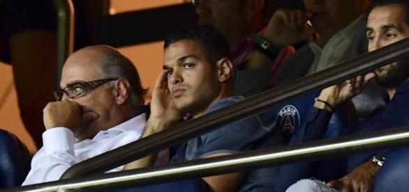 PSG : Hatem Ben Arfa de nouveau écarté pour la réception de Dijon - sudouest.fr