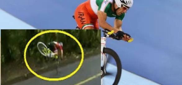 Ciclista morre durante prova - Imagens/Google