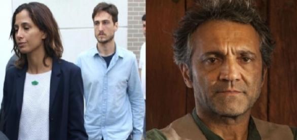Fãs criticaram Rede Globo por mostrar artistas da novela em enterro