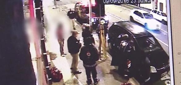 Polícia suspeita de três homens
