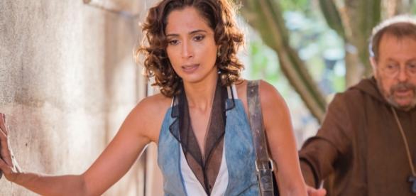 Camila Pitanga: apoio dos fãs e incerteza de novas gravações