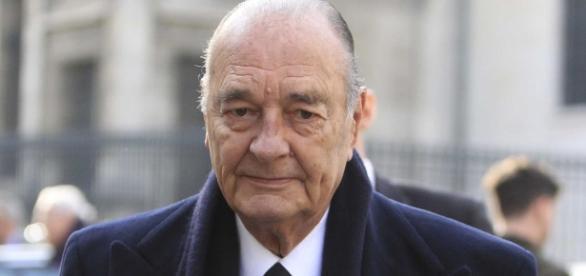 L'ancien président de la République Jacques Chirac, hospitalisé ce matin