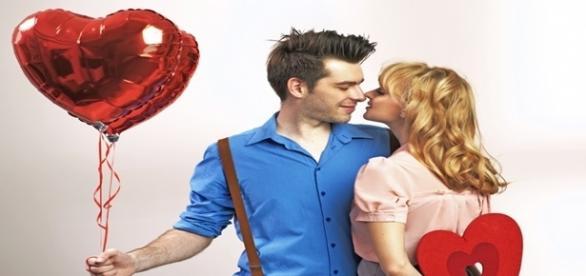 Os sinais que os homens demonstram quando estão amando.