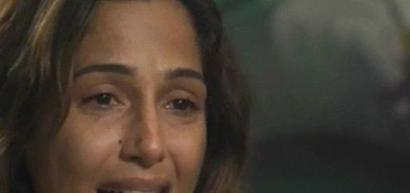 A dor de Camila Pitanga: 'Eu vi o último olhar dele' - Brasil ... - com.br