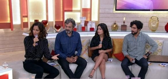 Atores da primeira fase voltam para o final da novela (Foto: Reprodução/TV Globo)