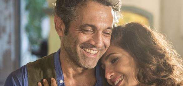 Camila Pitanga tinha um excelente relacionamento com Domingos