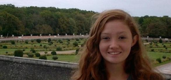 Imagem da jovem que morreu vítima da bactéria.