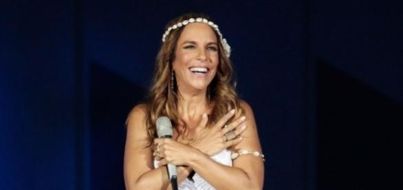 Ivete Sangalo foi destaque em Cerimônia de Encerramento