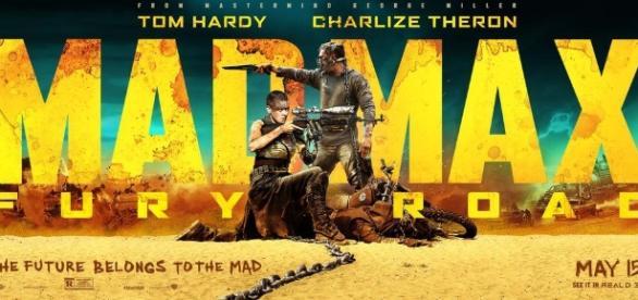 L'affiche de Mad Max - Fury Road