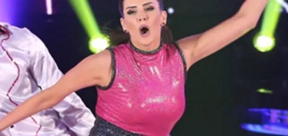 Lisandra Souto está fora da Dança dos Famosos